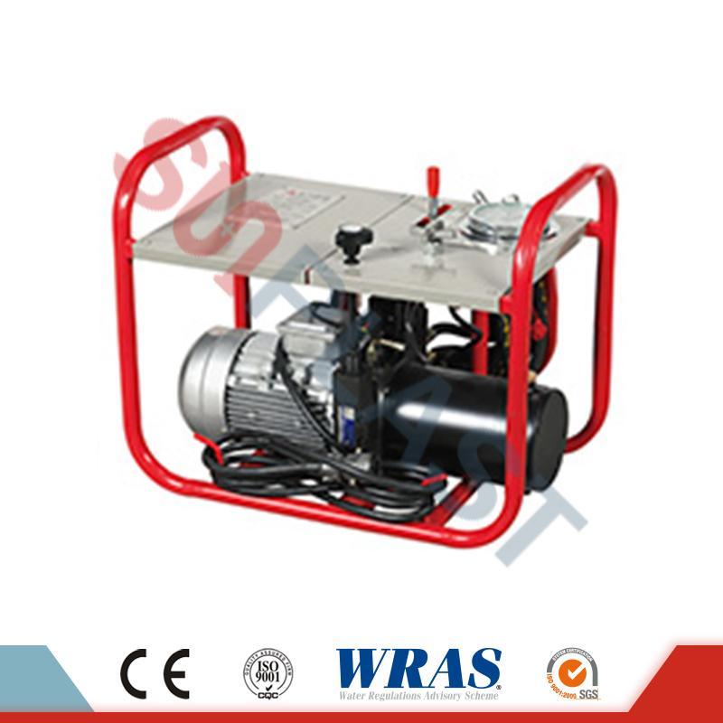 HDPEの管のための280-450mmの油圧バット融合溶接機