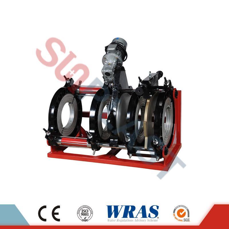 HDPEの管のための800-1200mmの油圧バット融合溶接機