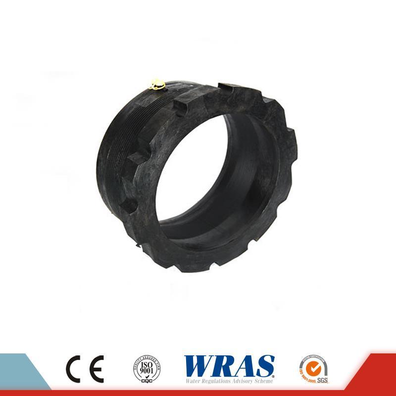 HDPE電気溶融スタブフランジ